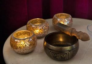 Tibetan bowl, teas